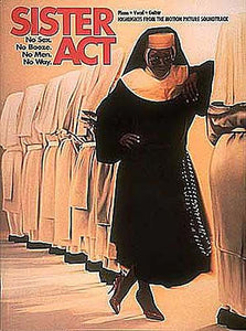 Sister Act Piano/Vocal/Guitar Songbook P/V/G