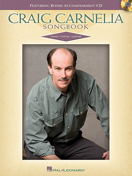 Craig Carnelia Songbook - Expanded Edition Book/CD Pack P/V/G Composer Collection Book/CD Pack