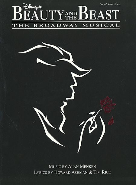 Disney's Beauty and the Beast: The Broadway Musical Vocal Selections P/V/G