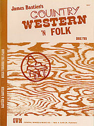Country Western 'N Folk, Book 2 - James Bastien