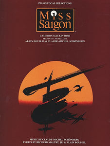 Miss Saigon Vocal Selections
