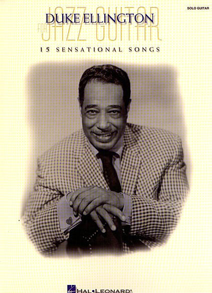 Duke Ellington for Jazz Guitar Guitar Collection Jazz Guitar