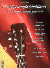 A Fingerstyle Christmas Guitar Book Fingerstyle Guitar
