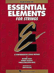 Essential Elements for Strings - Book 1 (Original Series) Piano Accompaniment Michael Allen, Robert Gillespie and Pamela Tellejohn Hayes Essential Elements Piano Accompaniment