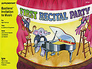 First Recital Party-Book C - Jane Bastien