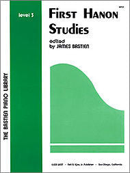 First Hanon Studies - James Bastien