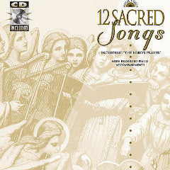 12 Sacred Songs - High Voice Vocal Collection High Voice