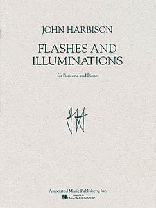 Flashes and Illuminations Baritone and Piano Vocal Large Works Baritone and Piano.