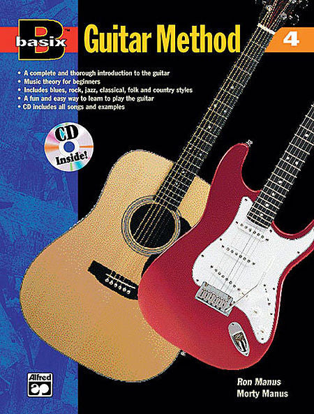 Basix: Guitar Method, Book 4