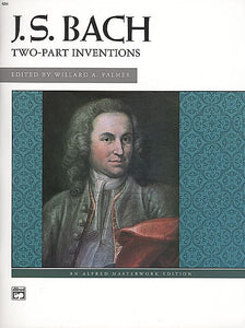 J. S. Bach - Two-Part Inventions (Palmer)