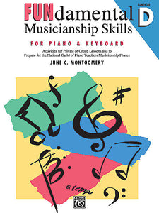 Montgomery, June C. - FUNdamental Musicianship Skills, Elementary Level D