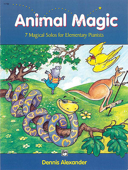 Animal Magic - Dennis Alexander
