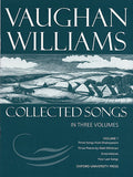 Collected Songs Volume 1 - Vaughan Williams, Ralph - Sheet Music