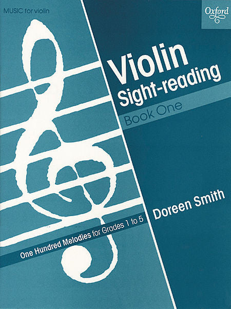 Violin Sight-reading Book 1 - Smith, Doreen - Sheet Music