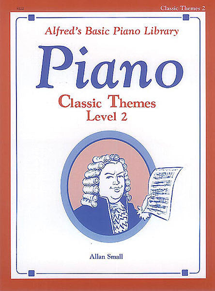 Alfred's Basic Piano Course: Classic Themes Book 2