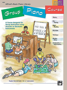 Alfred's Basic Group Piano Course: Teacher's Handbook for Books 3 & 4
