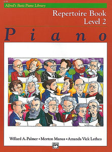 Alfred's Basic Piano Course: Repertoire Book 2