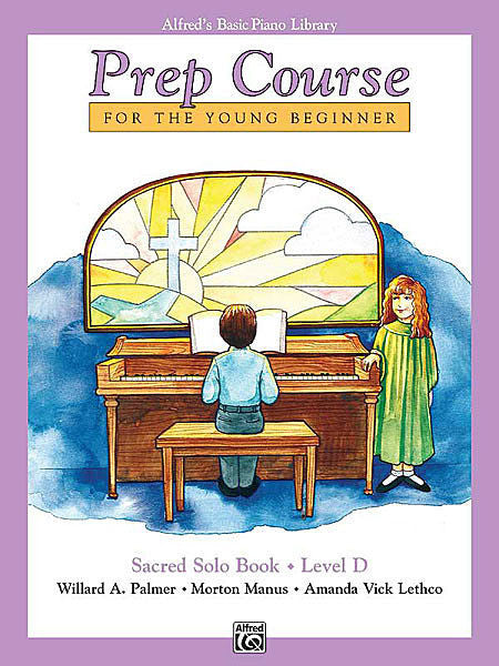 Alfred's Basic Piano Prep Course: Solo Book D