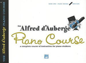 d'Auberge, Alfred - Piano Course: Lesson, Book 1 - Piano Method Series*