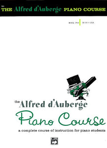 d'Auberge, Alfred - Piano Course: Lesson, Book 2 - Piano Method Series*