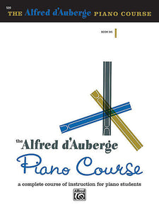 d'Auberge, Alfred - Piano Course: Lesson, Book 6 - Piano Method Series*