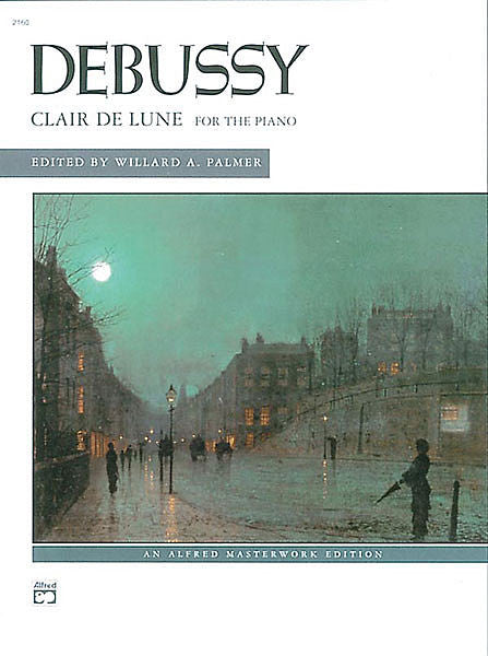 Debussy - Clair de lune (from Suite Bergamasque), Palmer