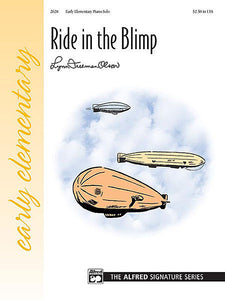Ride in the Blimp