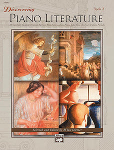 Discovering Piano Literature, Book 2 (Dietzer)