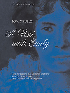 A Visit with Emily - Cipullo, Tom - Sheet Music