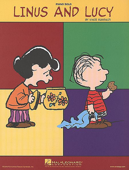 Linus and Lucy - Guaraldi Piano Solo