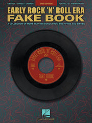 Early Rock'N'Roll Era Fake Book Fake Book Melody/Lyrics/Chords