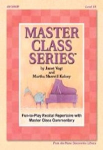 Piano Discoveries Library, Level 1A - Master Class Series: Fun-to-Play Repertoire w/Master Class Commentary - Piano Method Series*