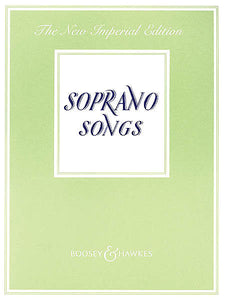 Soprano Songs The New Imperial Edition (ed. Northcote) Boosey & Hawkes Voice Book Only