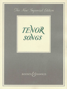 Tenor Songs The New Imperial Edition (ed. Northcote) Boosey & Hawkes Voice Book Only