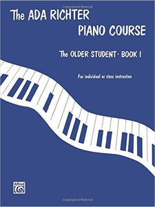 Richter, Ada - Piano Course: The Older Student, Book 2 - Piano Method Series (POP)*