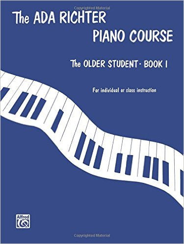Ada Richter Piano Course: The Older Student, Book 2