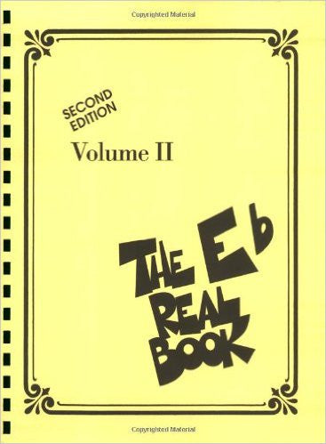 The Real Book - Volume I Eb Edition Fake Book Eb Edition