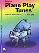 Piano Play Tunes, Level 1