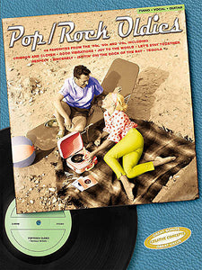 Pop/Rock Oldies 48 Favorites from the '50s, '60s and '70s Creative Concepts Publishing P/V/G