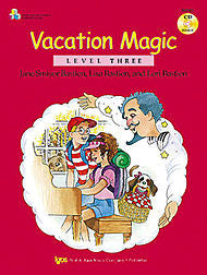 Vacation Magic - Level 3 - Jane Bastien