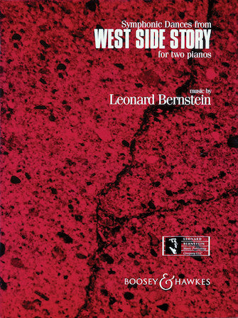Bernstein - Symphonic Dances from West Side Story arr. John Musto - Piano Ensemble (2 Pianos 4 Hands)