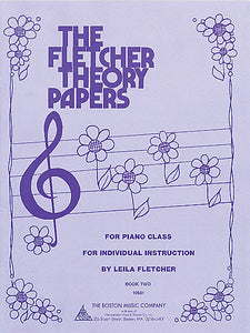 Fletcher Theory Papers Book 2 by Leila Fletcher Music Sales America Book 2