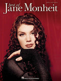 Best of Jane Monheit Piano/Vocal/Guitar Artist Songbook P/V/G