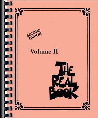 The Real Book - Volume II C Edition Fake Book C Edition