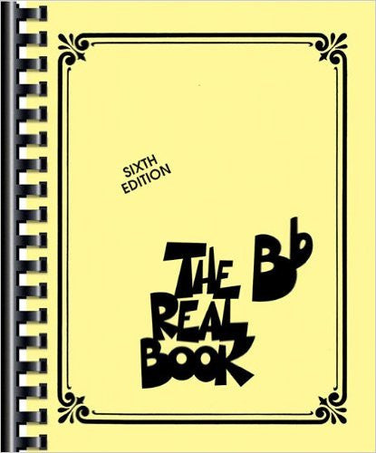 The Real Book - Volume I Bb Edition Fake Book