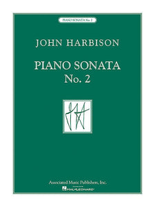 John Harbison Piano Sonata No. 2