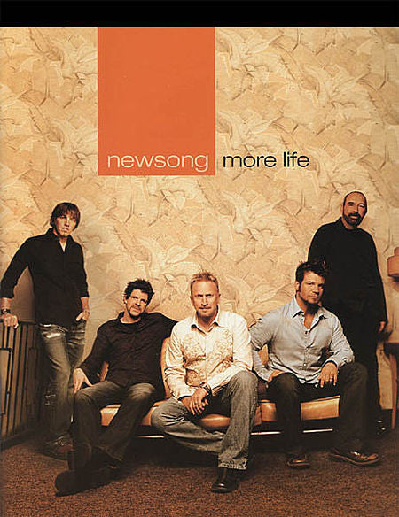 Newsong - More Life Songbooks and Folios Songbook