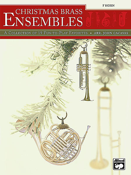 Christmas Brass Ensembles - F Horn