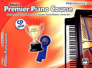 Premier Piano Course: Performance Book 1A