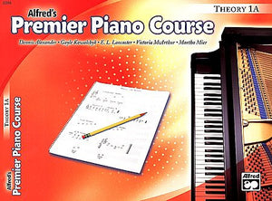Premier Piano Course: Theory Book 1A